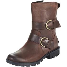 Sorel W's Phoenix Moto Boots Cattail